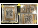 DIY - DOLLAR TREE BLING WALL ART * Featuring Beverly's Beautiful Butterflies