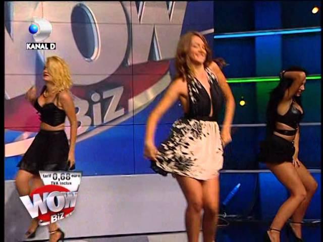 Otilia - Bilionera (WowBiz TV Show, Kanal D)