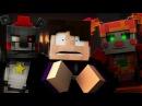 Labyrinth | FNAF 6 (Animated Minecraft Music Video)