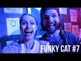 PURIFY YOUR DIRTY MIND, DIRTIFY YOUR PURE SOUL - Funky Cat #07