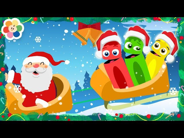 Christmas Songs for Kids: We Wish You a Merry Christmas Jingle Bells Nursery Rhymes by Baby First