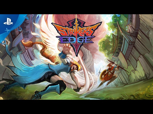 Strikers Edge - Release Trailer | PS4
