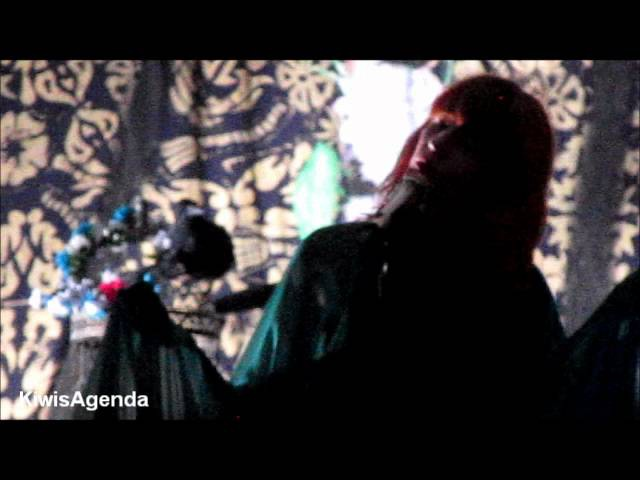 Florence The Machine - Judas Intro/Blinding (Live @ Summerstage, NYC, 6.24.11)