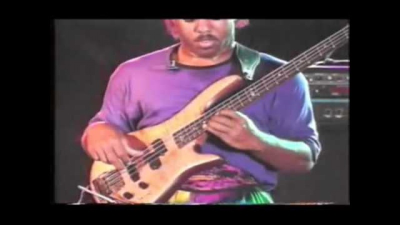 Victor Wooten Classical Thump
