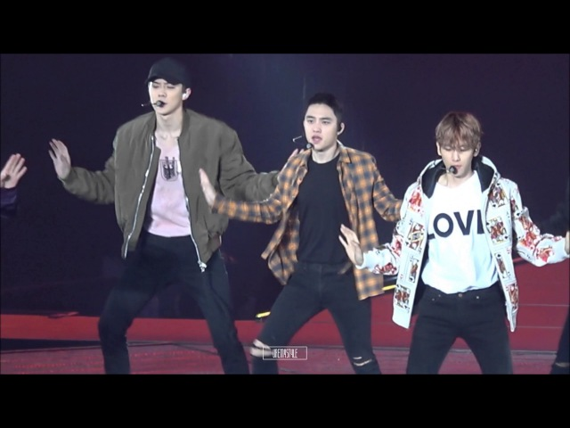 161211 THE EXO'rDIUM in OSAKA Coming Over