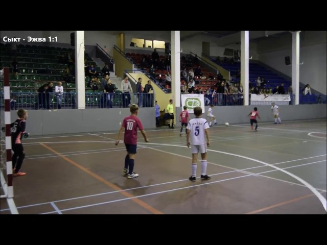 Сыктывкар-1 - Сыктывкар-2 (Эжва) Финал