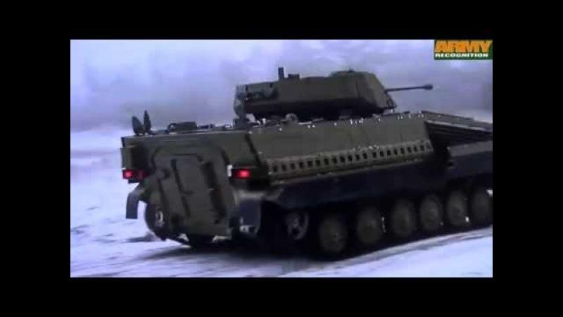 Sakal IFV Armoured Infantry Fighting Vehicle modernized upgraded BVP 2 BMP 2 Czech Slovak industry