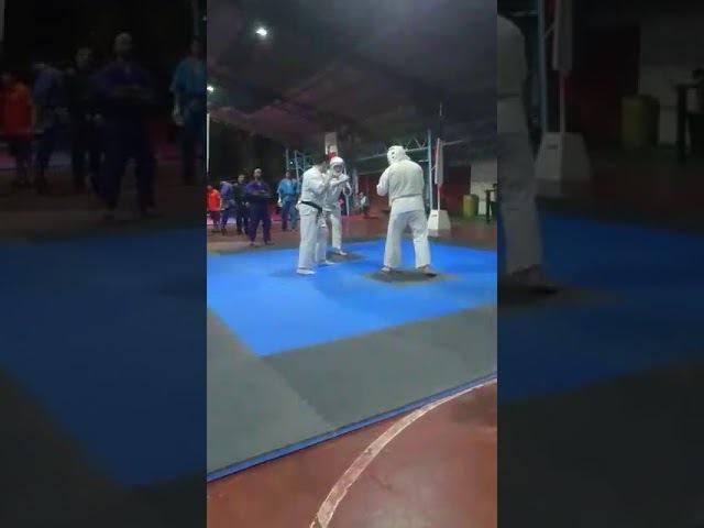 Torneo nacional de kudo isla de maipo