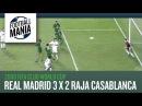 Реал Мадрид 3-2 Раджа . Клубный чемпионат мира 2000. Группа А. 3 тур.