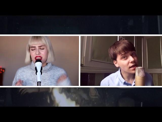 BTS - I NEED U (RUSSIAN COVER/РУССКИЙ КАВЕР BY OKSANA FLUFF/VLAD KIM)