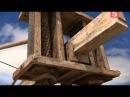 Катапульта Шокирующее оружие древности Древние открытия