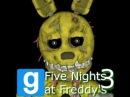Garry's Mod Сезон 1 Серия 3 Пять Ночей у Фредди 3
