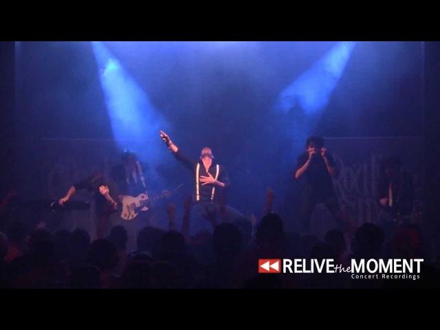 Crown The Empire - Johnny Ringo (Live in Joliet, IL) (2012.06.14)