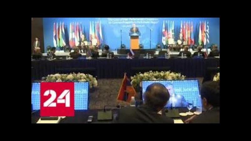 Криптовалюты, искусственный интеллект и роботы: парламентарии Евразии обсудили...