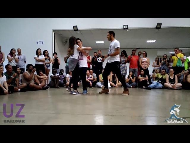 Baila Mundo - Igor Siqueira, Paloma Alves e William Teixeira (UaiZouk 2017)