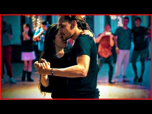 Ry'El Jessica Lamdon - LambaZouk Dance - Classical Chicote vs Contemporary Chicote