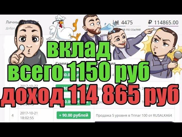Vsem Money / Всем Мани / ВСЕМ ДЕНЬГИ. Отзыв 114 865 руб! Заработают все!