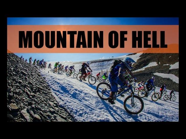 Mountain of Hell СПУСК ВЕЛОГОНЩИКОВ С ГОРЫ
