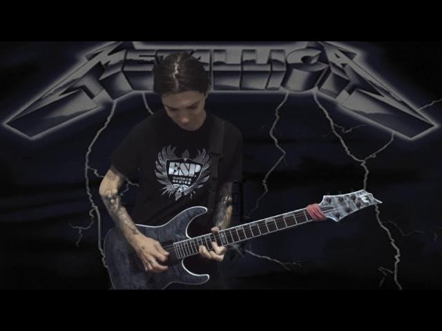 Metallica Monday - Creeping Death (solo cover)