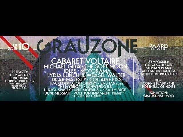 SCHWEFELGELB - Den Haag Grauzone Festival - 10.02.2018