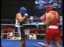 Rakhim Chakhkiev-John Sweeney.AIBA World Boxing Championships 2007.91 kg