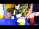 Кокосы за 50 рублей в Таиланде остров Пхукет Маруся Квест