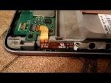 Nexus 7 в машину распайка проводов датчик холла