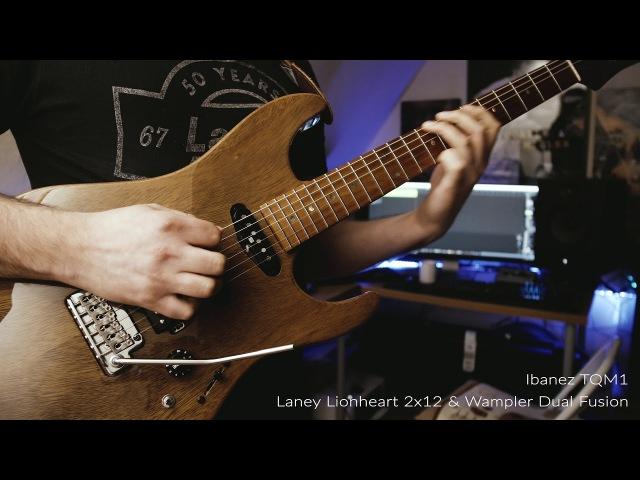 Ibanez TQM1 Signature Guitar Tones!
