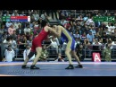 57 кг Дмитрий Аксенов САХА - Заур Угуев Дагестан / Чемпионат России 2017