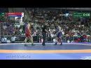 65 кг Серафим Яковлев САХА - Мурад Нухкадиев Красноярск / Чемпионат России 2017