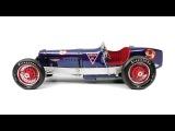 Hudson Straight Eight Indy 500 Race Car '1933
