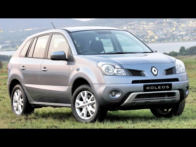 Renault Koleos ZA spec 10 2008–12
