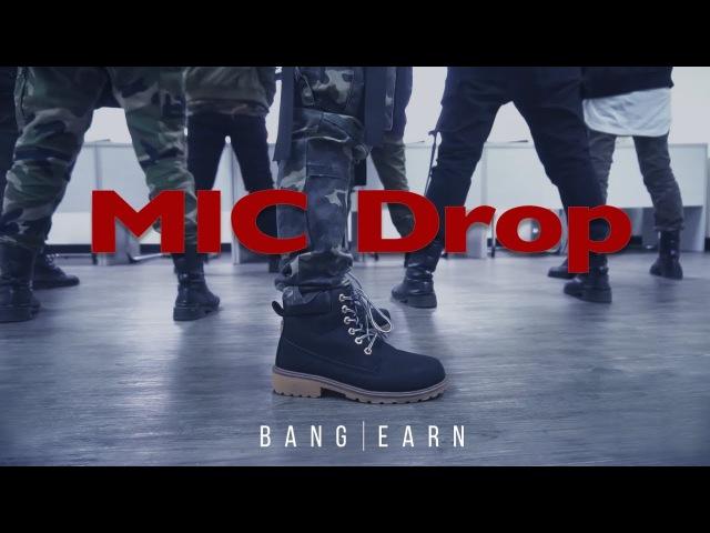 BangEarn cover BTS (방탄소년단) 'MIC Drop (Steve Aoki Remix)' MAMA Ver. 'Dance Break' from THAILAND
