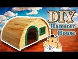 DIY Casinha de Palitos para Hamster #3  AnimalPetFans