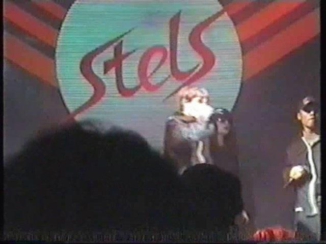 Выступление группы Shark Attack (Ташкент) в ночном клубе СТЕЛС. One-Two (When I'm without you)
