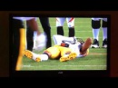 Ryan Shazier Injury Pittsburgh Steelers Cincinnati Bengals Monday Night Football
