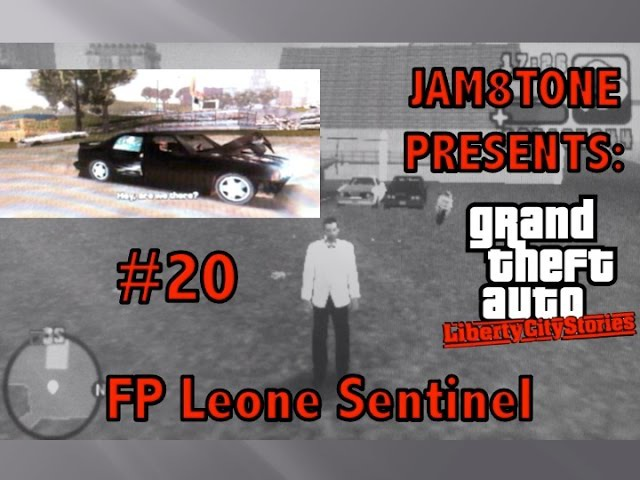 GTA LCS Special Vehicle Guide Part 20 (Obtaining a FP Leone Sentinel)