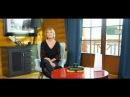 Фрагмент передачи Умный дом с Юлией Высоцкой. Робот мойщик окон HOBOT-198. (6 )