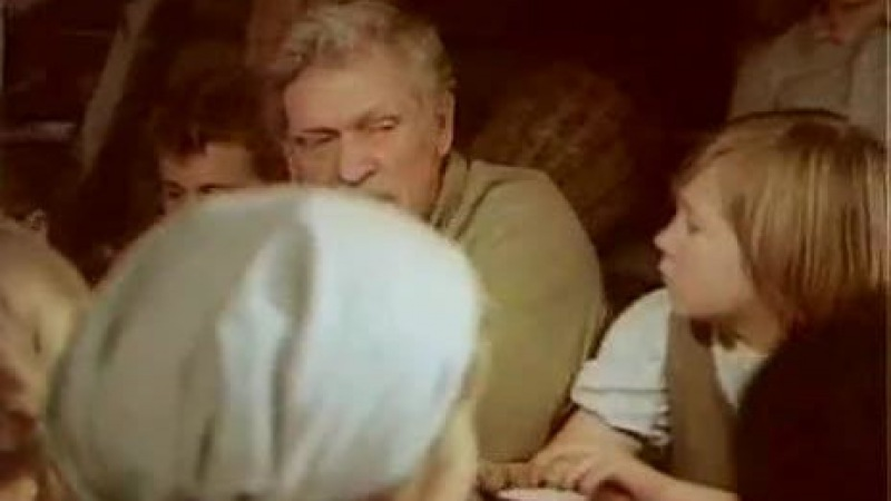 Видео к сериалу «Вечный зов» (1973 – 1983): Фрагмент