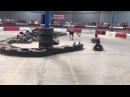 Spinning on a Go Kart interstellar edit