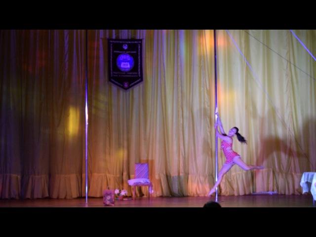 Чапля Наталя Миколаївна Heaven POLE DANCE Дорослі жіноча категорія аматори з 18 років