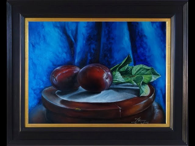 How to paint realism still life in oil, full version , speedX2, part 2, Fundraising Project