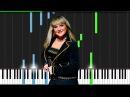 Piano Мираж Наступает ночь