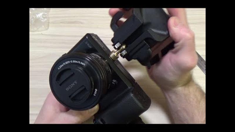 Крепление на ремень для фотоаппарата - Обзор
