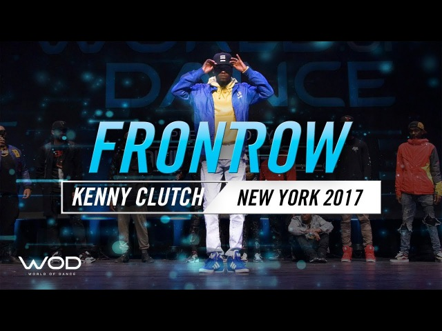 Kennith Clutch | BattleFest Judge Showcase | World of Dance New York 2017 | WODNY17