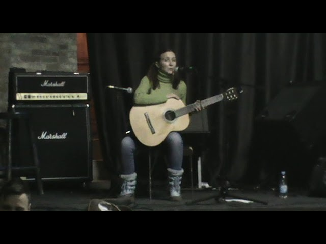 Анна Павлова – Выступление на концерте День рождения на троих