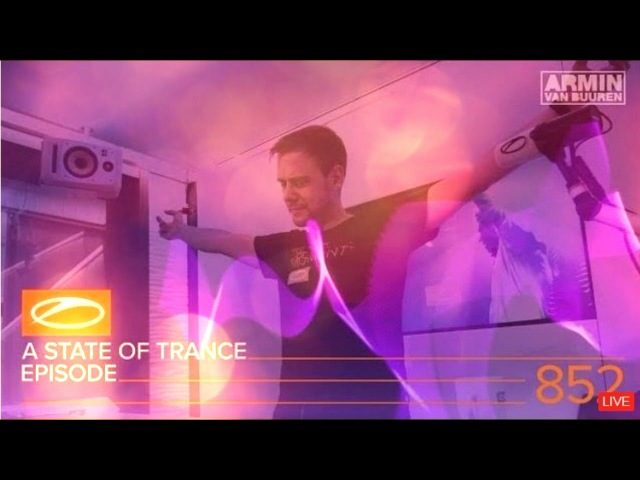 Super8 Tab feat. Envy Monroe – True Love Cosmo Mix (ASOT852 - 2018)