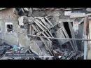 26 июля 2014. пос. Октябрьский после бомбёжки (Донецк, 26.07.14)