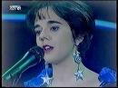 Enya - Caribbean Blue - Portuguese Song Contest Tv Show 90s