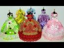 Disney Princesses Frozen Elsa Anna Moana Rapunzel Tiana Cinderella Dress Up Learn Colors For Kids
